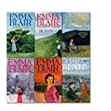Emma Blair Emma Blair Collection 6 Books Set, (Where No Man Cries The Princess of Poor Street This Side of Heaven Jessie Gray Hester Dark Nellie Wild Child)