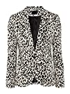 Choies Womens Cotton Leopard Print C…