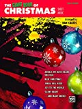 The Giant Book of Christmas Sheet Music: Easy Piano