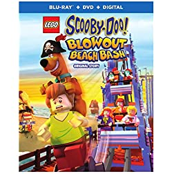 LEGO Scooby-Doo! Blowout Beach Bash [Blu-ray]