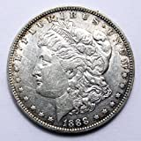 1888 Morgan Dollar Seller Good