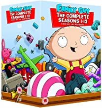 FAMILY GUY FAMILY GUY: SEASON 1-12 [DVD]