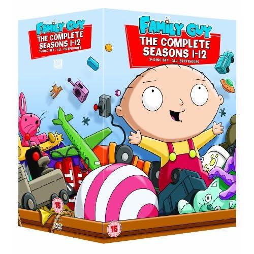 """Family Guy - """"Peter's Got Woods"""""""