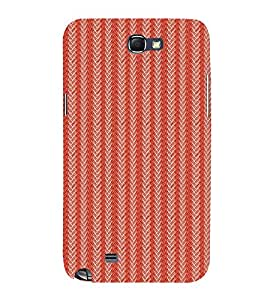 EPICCASE braided drapes Mobile Back Case Cover For Samsung Galaxy Note (Designer Case)