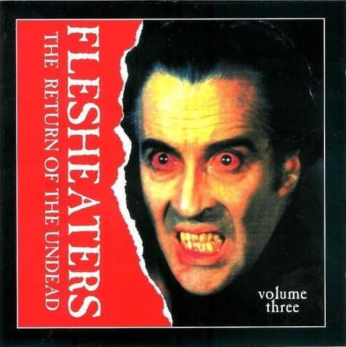 Punishment Of Luxury, Johnny Thunders, Patti Palladin, Jay Aston, Chl?e Le Fay.. by Flesheaters 3-The Return of the Undead (1996) (0100) Audio CD
