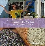 Pains 100% bio en machine à pain