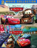 Cars 1 and 2 Box Set [Blu-ray] (Region Free)