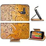 Liili Premium Motorola G 1st Generation Flip Pu Leather Wallet Case abstract digital at background Photo 20839352 Simple Snap Carrying