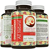 Natural Male Health Supplement - Highest Grade and Quality Tablets - Best Formula - Pure Maca Root, L-Arginine & Tongkat Ali Powder - Guaranteed By California Products