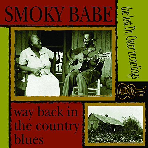 Smoky Babe-Way Back In The Country Blues-WEB-2014-LEV Download