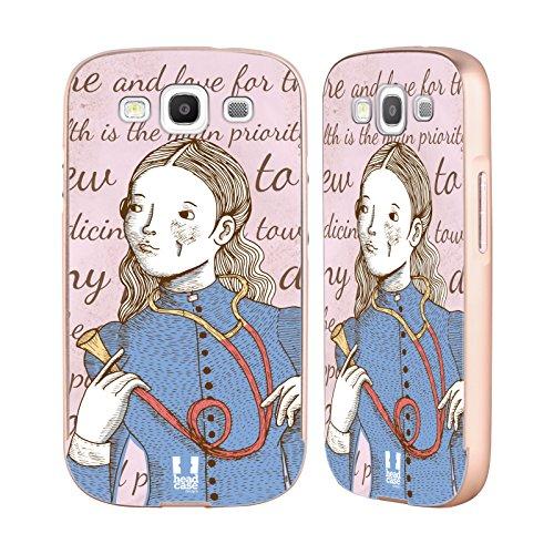 Head Case Designs Asso Stampato Tasche Stampate Western American Cover Morbida in Gel per Nokia Lumia 820