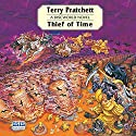 Thief of Time: Discworld, Book 26 Audiobook by Terry Pratchett Narrated by Stephen Briggs