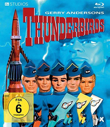 Gerry Andersons Thunderbirds: Die komplette Serie [7 Blu-rays]