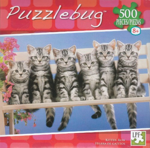 Puzzlebug 500 - Kitten Row (2)