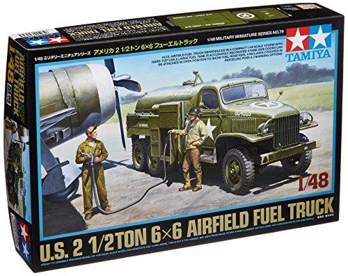 300032579 - 1:48 US WWII 2.5 to 6 x 6 Flugfeld Tankw