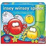 Orchard Toys Insey Winsey Spider - Juego educativo para aprender a contar y las formas (importado de Reino Unido)