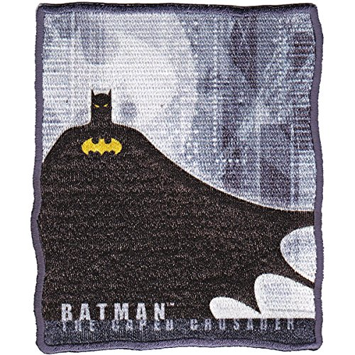 Application DC Comics Batman Caped Crusader Patch