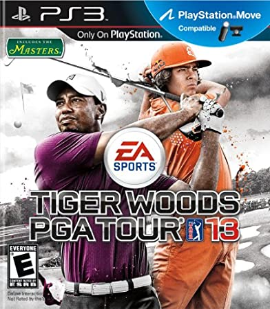 Tiger Woods PGA TOUR 13  (Free Bonus Courses)