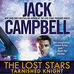 Tarnished Knight: The Lost Stars, Book 1 Audiobook