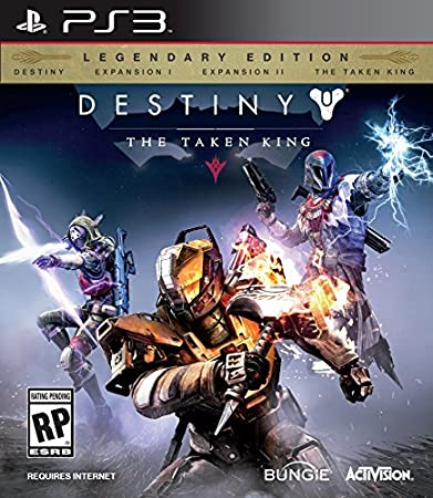 Destiny: The Taken King Legendary Edition - PlayStation 3