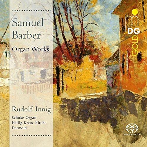 SACD : BARBER / INNIG - Organ Works