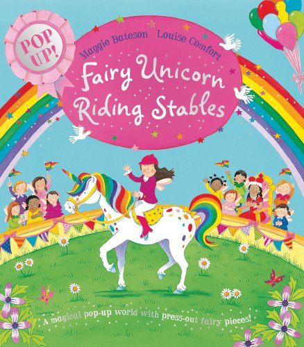 Fairy Unicorn Riding Stables: Pop Up! front-722542