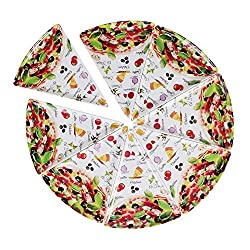 DINEWELL PIZZA SLICE PLATE (Set of 8)