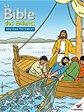 La Bible des Enfants - Bande dessin�e Nouveau Testament