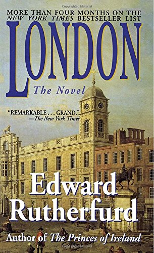London: The Novel, Rutherfurd, Edward
