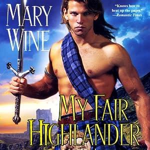 My Fair Highlander Audiobook