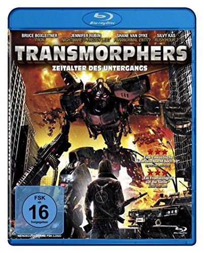 Transmorphers - Zeitalter des Untergangs [Blu-ray]