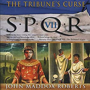 SPQR VII: The Tribune's Curse Audiobook
