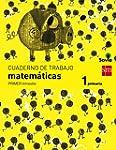 Cuaderno de matem�ticas. 1 Primaria,...