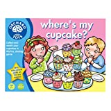 Orchard Toys Where's My Cupcake Game From Debenhams