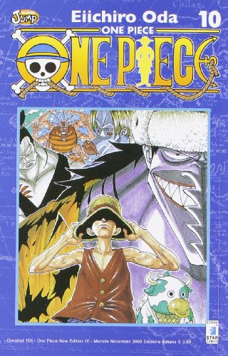 One piece New edition 10 PDF