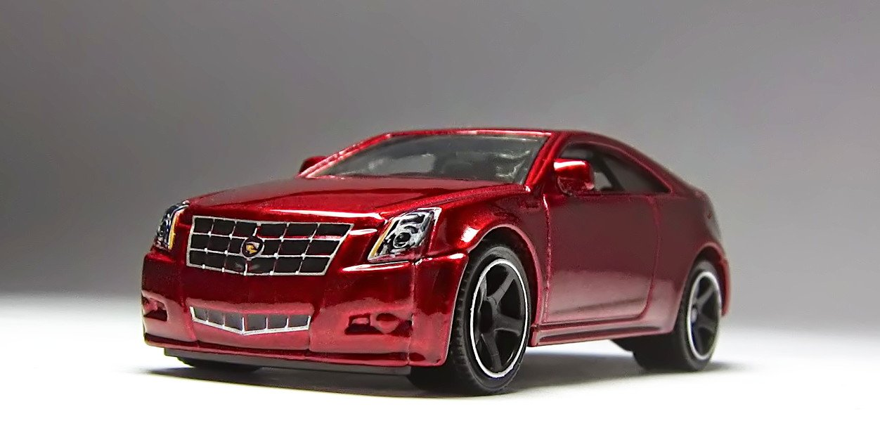 Matchbox Autos – Cadillac CTS In rot kaufen