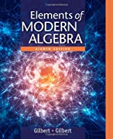 Elements of Modern Algebra, 8th Edition Front Cover