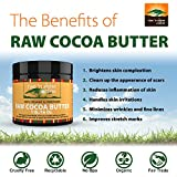 Raw-Cocoa-Butter-16-oz-with-RECIPE-EBOOK-Perfect-for-All-Your-DIY-Home-Recipes-Like-Soap-Making-Lotion-Shampoo-Lip-Balm-Hand-Cream-Unrefined-Organic-Cacao-Butter-Good-for-Stretch-Marks