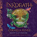 Inkdeath (       UNABRIDGED) by Cornelia Funke Narrated by Allan Corduner
