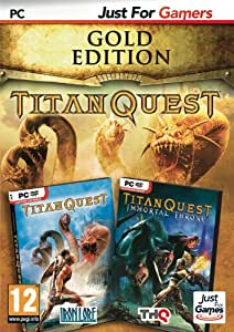 Titan Quest - Gold édition (Titan Quest + Immortal throne)