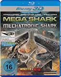 Image de Mega Shark VS. Mechatronic Shark 3D & 2D Blu-ray & Bonusfilm : Monster