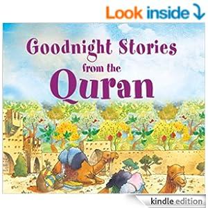 Amazon.com: Goodnight Stories from the Quran: Islamic Children's Books