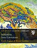 img - for Initiation Into Literature book / textbook / text book