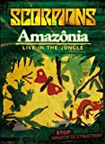 Scorpions: Amazonia - Live In The Jungle [DVD] [2009]
