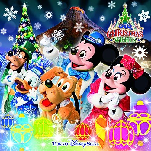 【早期購入特典あり】東京ディズニーシー(R) クリスマス・ウイッシュ2016(メッセージカード&ステッカー付)