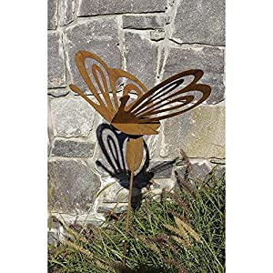 Achla Designs Garden Stake, Butterfly (Discontinued by Manufacturer)