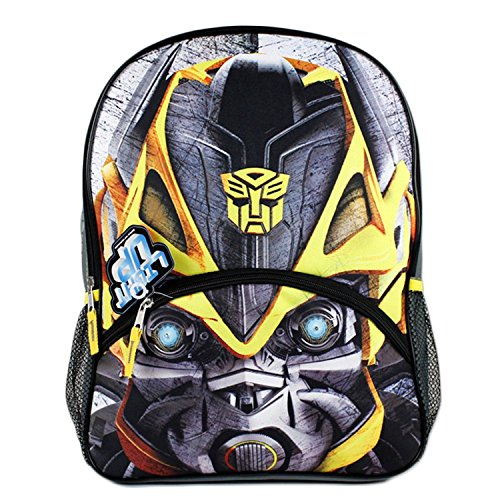 Transformers Backpack - BumbleBee