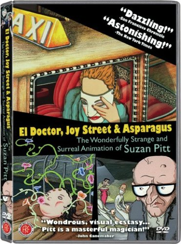 Cover art for  El Doctor, Joy Street & Asparagus