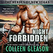 Night Forbidden: The Heroes of New Vegas, Book 5 | Joss Ware
