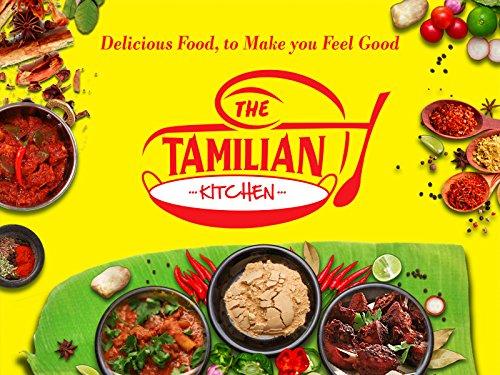 The Tamilian Kitchen on Amazon Prime Video UK